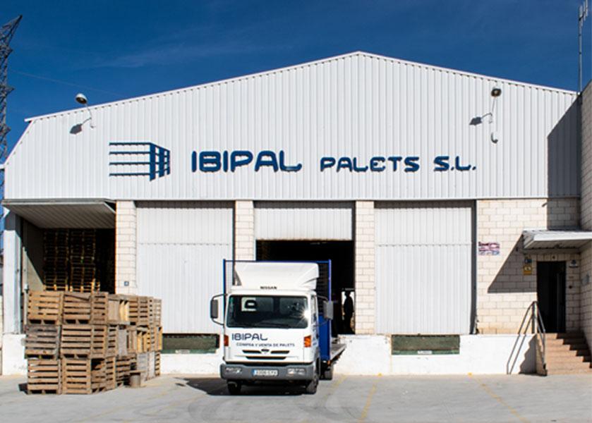 Ibipal palets Ibi